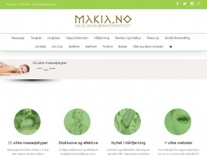 Makia Oslo - the best massages in Olso